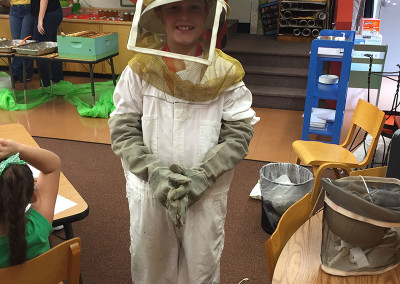 Important bee keeping gear